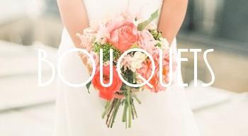 Bouquets de mariées et cortèges