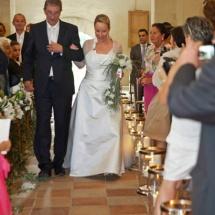 Cérémonie lanterne - Reflets Fleurs mariage