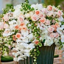 Medicis Reflets Fleurs mariage