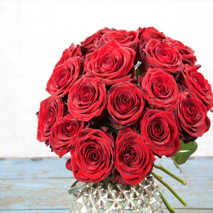 Fleurs rouges et roses for Bouquet de fleurs rose rouge