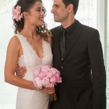 Bouquet mariée pivoine - Reflets Fleurs mariage
