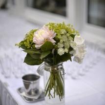 Buffet fleurs champêtre - Reflets Fleurs