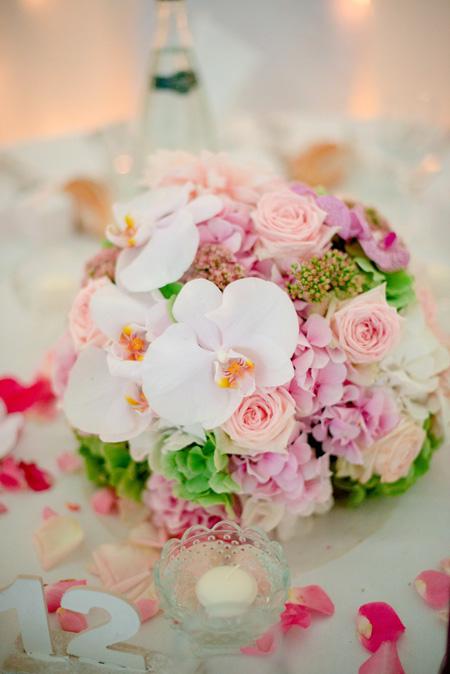 Boule Fleur Mariage Fleurs Mariage Juin Maison Retraite Champfleuri
