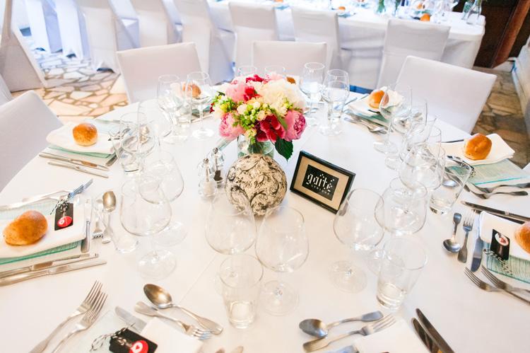 R ception reflets fleursreflets fleurs - Bouquet table mariage ...