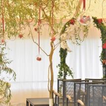 Cérémonie champêtre - Reflets Fleurs mariage