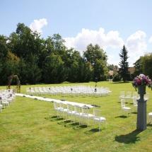 Cérémonie Medicis - Reflets Fleurs mariage