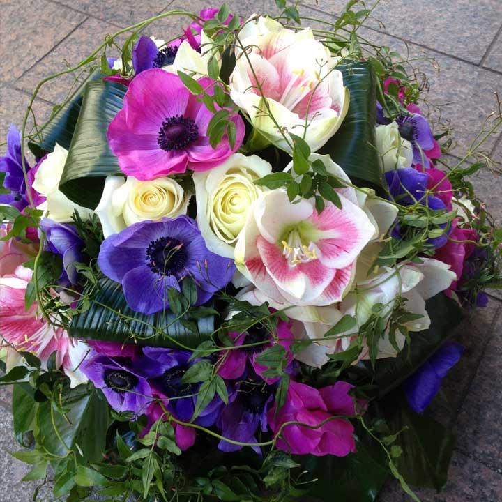 Fleurs for Bouquet de fleurs jaunes