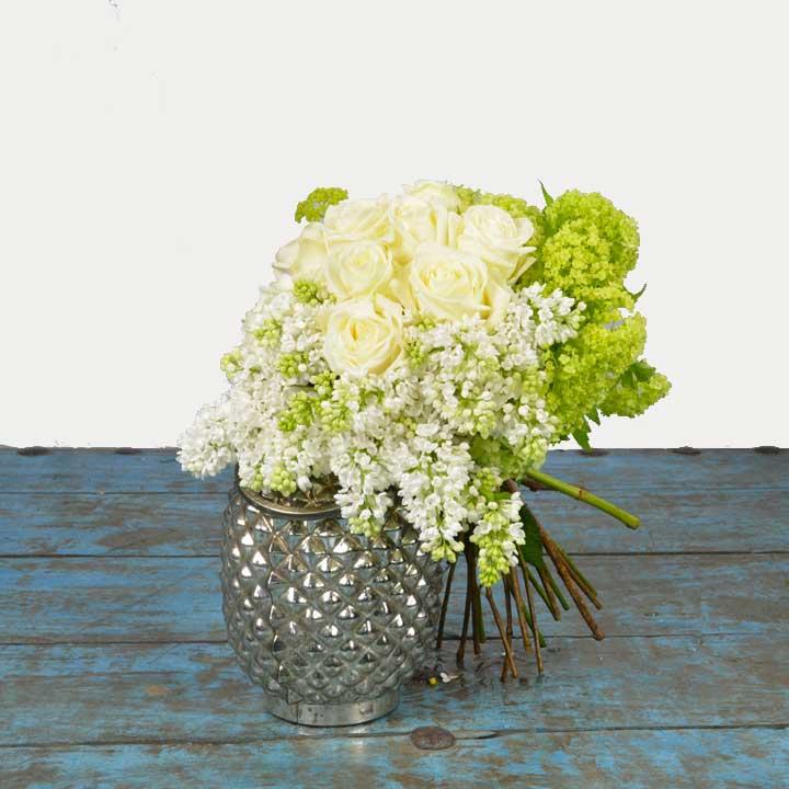 les lilas et les autres bouquet de fleurs signé Reflets Fleurs livraison
