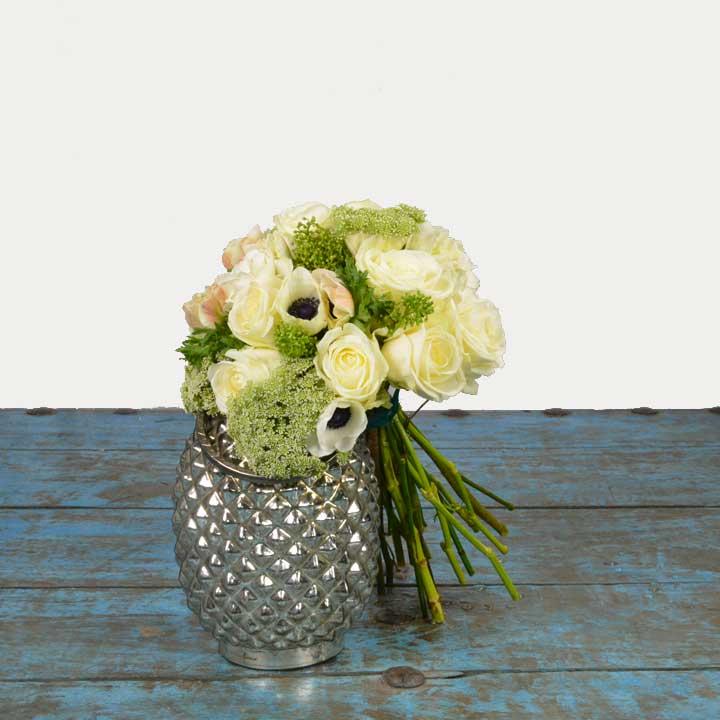 Subtilité de l'anémone bouquet de fleurs signé reflets fleurs, livraison dans la journée