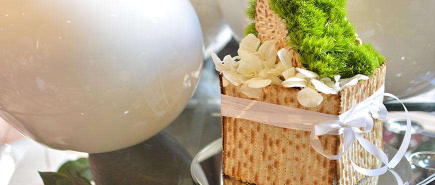 article pessah, pâques reflets fleurs