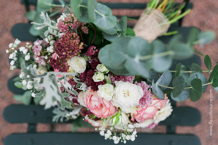 un mariage boheme retro-chic fleuriste paris bouquet de mariée reflets fleurs fleuriste paris france fleurs de sucre fleurdesucre photographe portrait glamour mariage ile de france fleuriste reflets fleurs couronnes fleurs