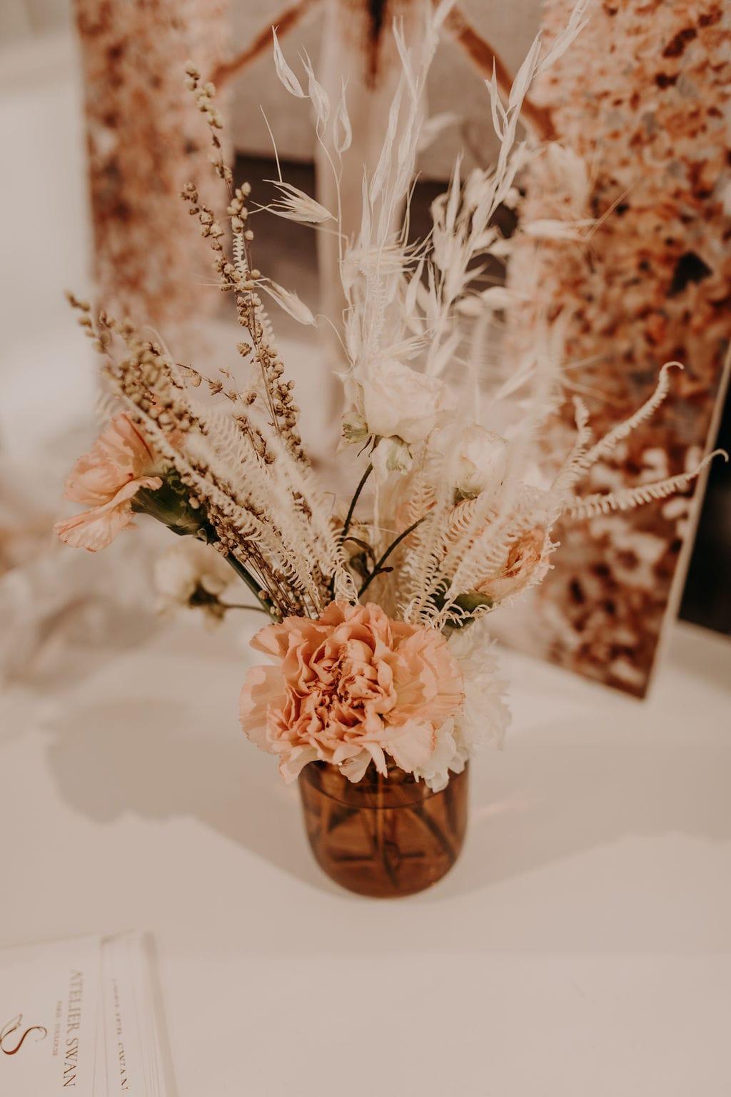 Reflets Fleurs - Fleuriste mariage et évènements corporate - Paris et France - Love etc