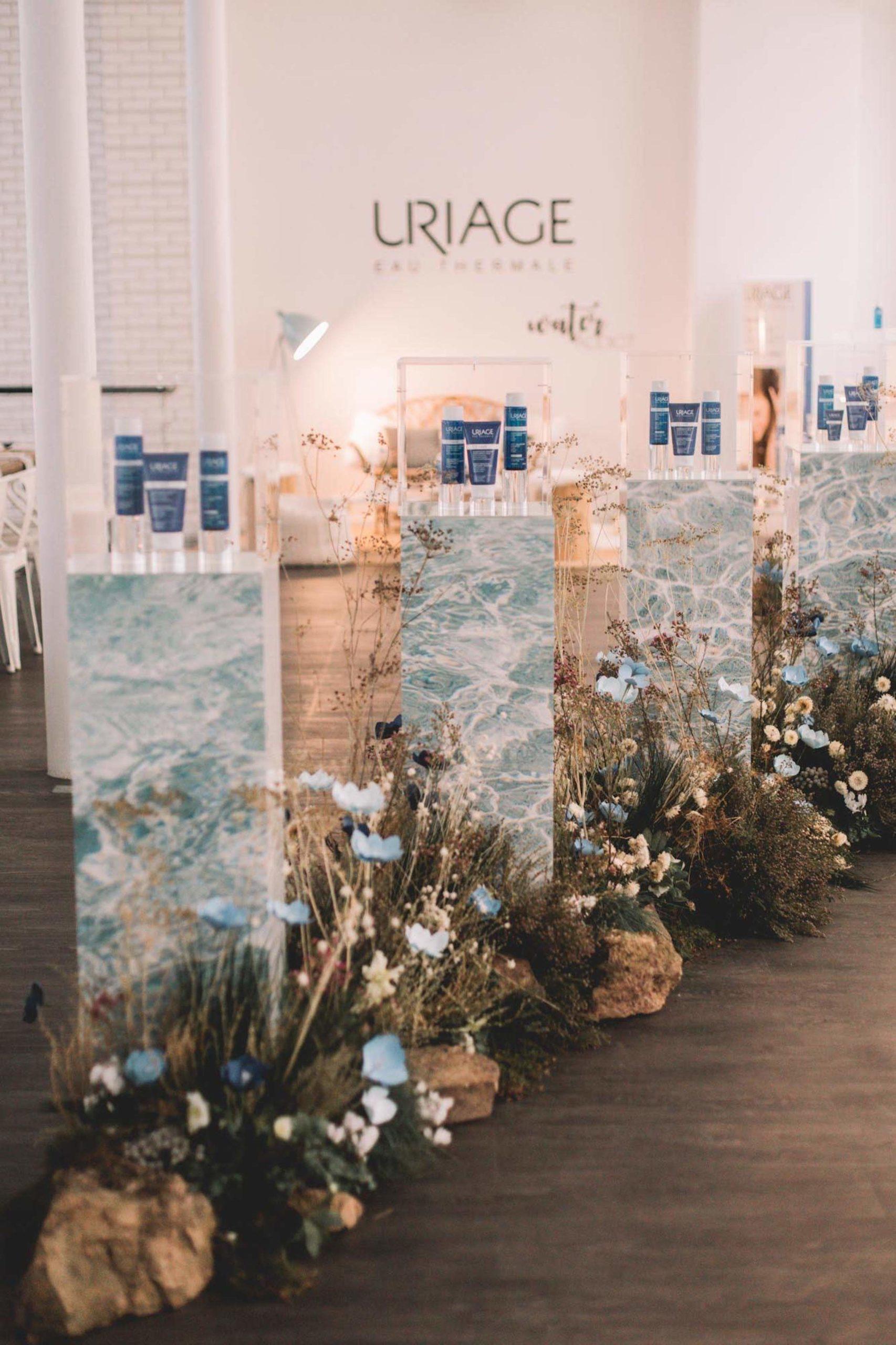 Reflets Fleurs - Scénographe floral - Fleuriste évènements Paris - Uriage