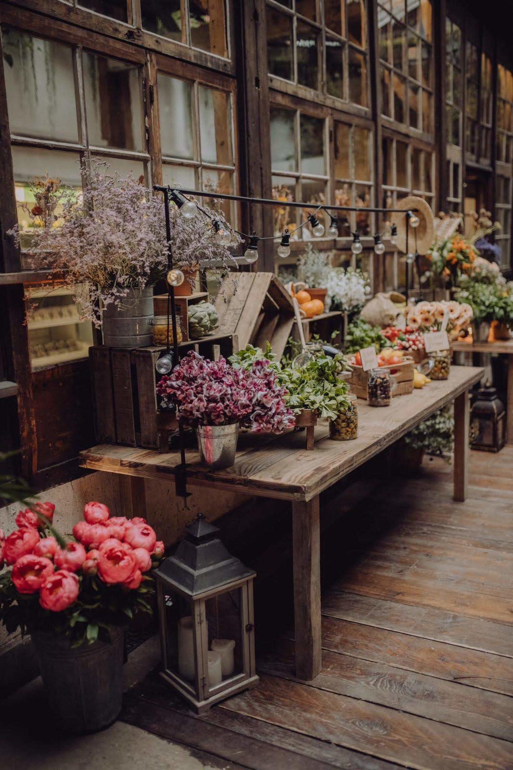Reflets Fleurs - Scénographe floral - Fleuriste évènements Paris - Soirée presse Tramier
