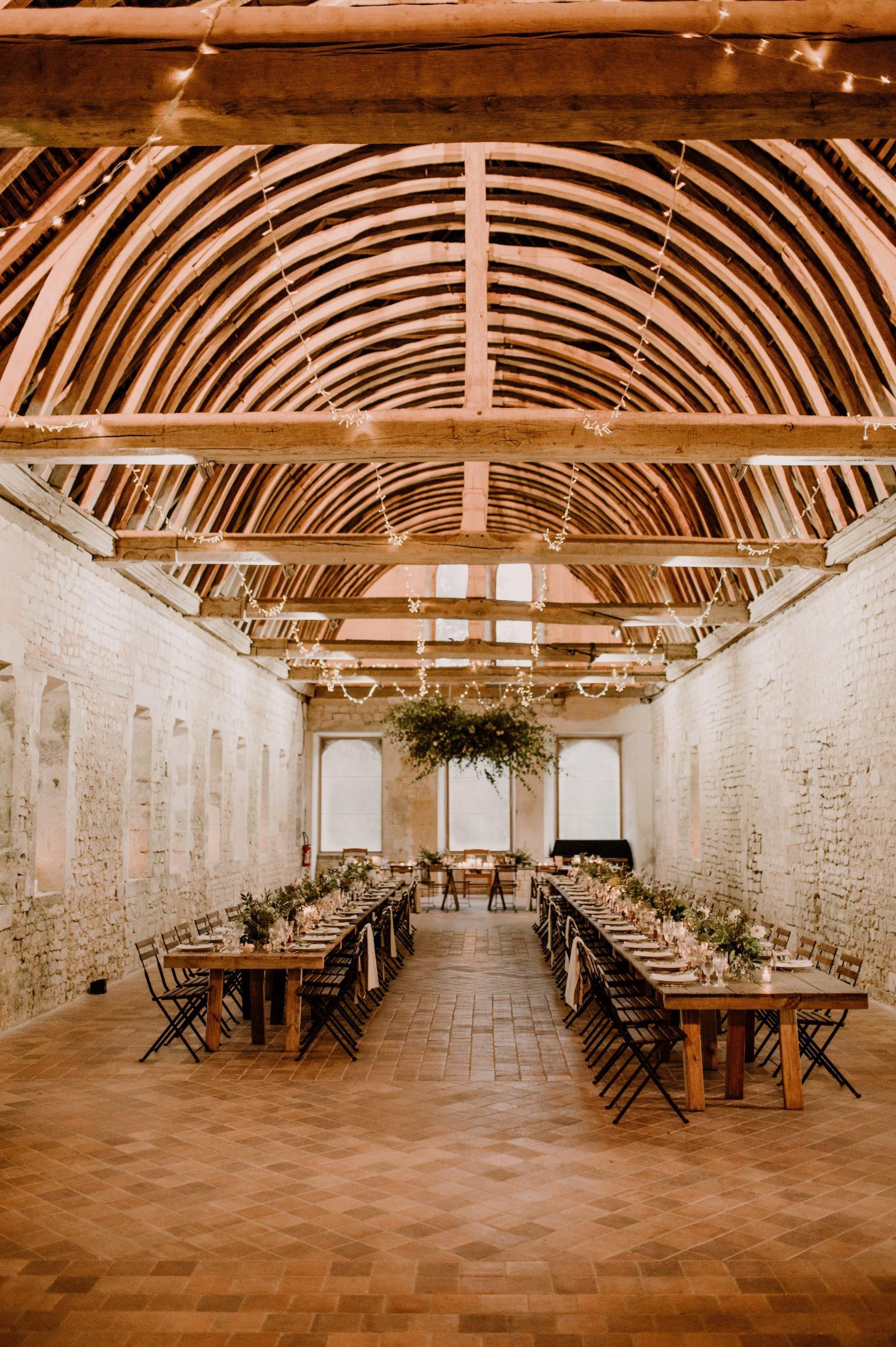 Reflets - Fleuriste mariage - Mariage végétal Abbaye Fontaine Guerard Normandie