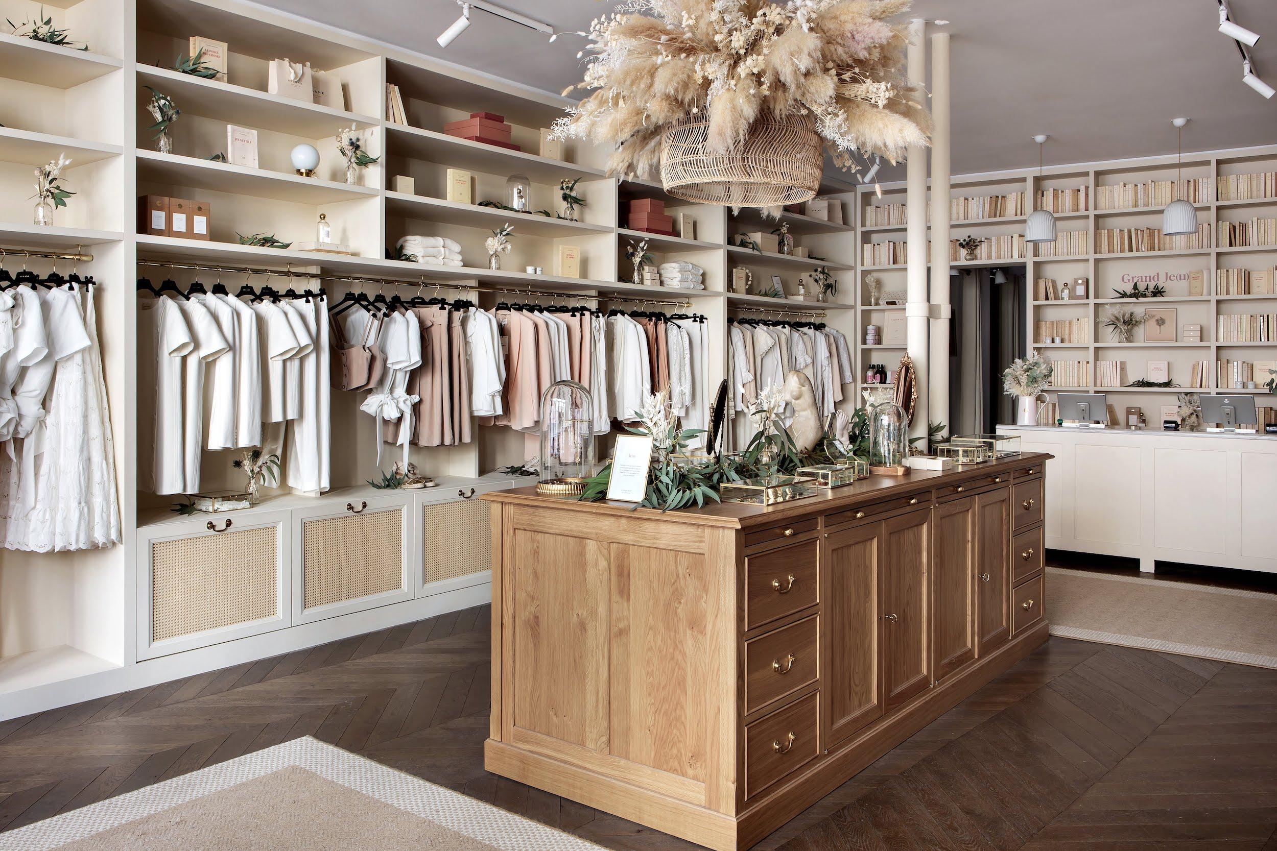 Reflets - Fleuriste mariage - Décor boutique