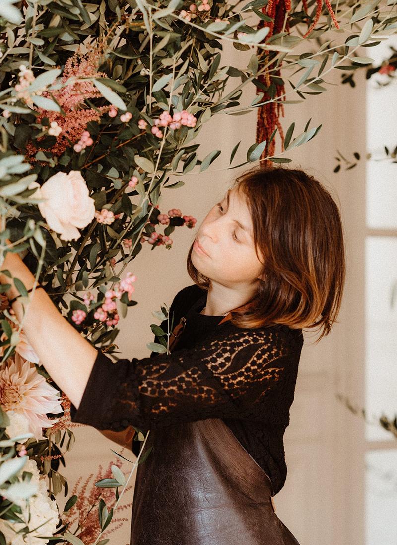Reflets - Fleuriste mariage