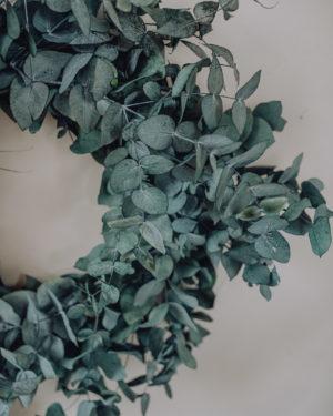 couronne eucalyptus