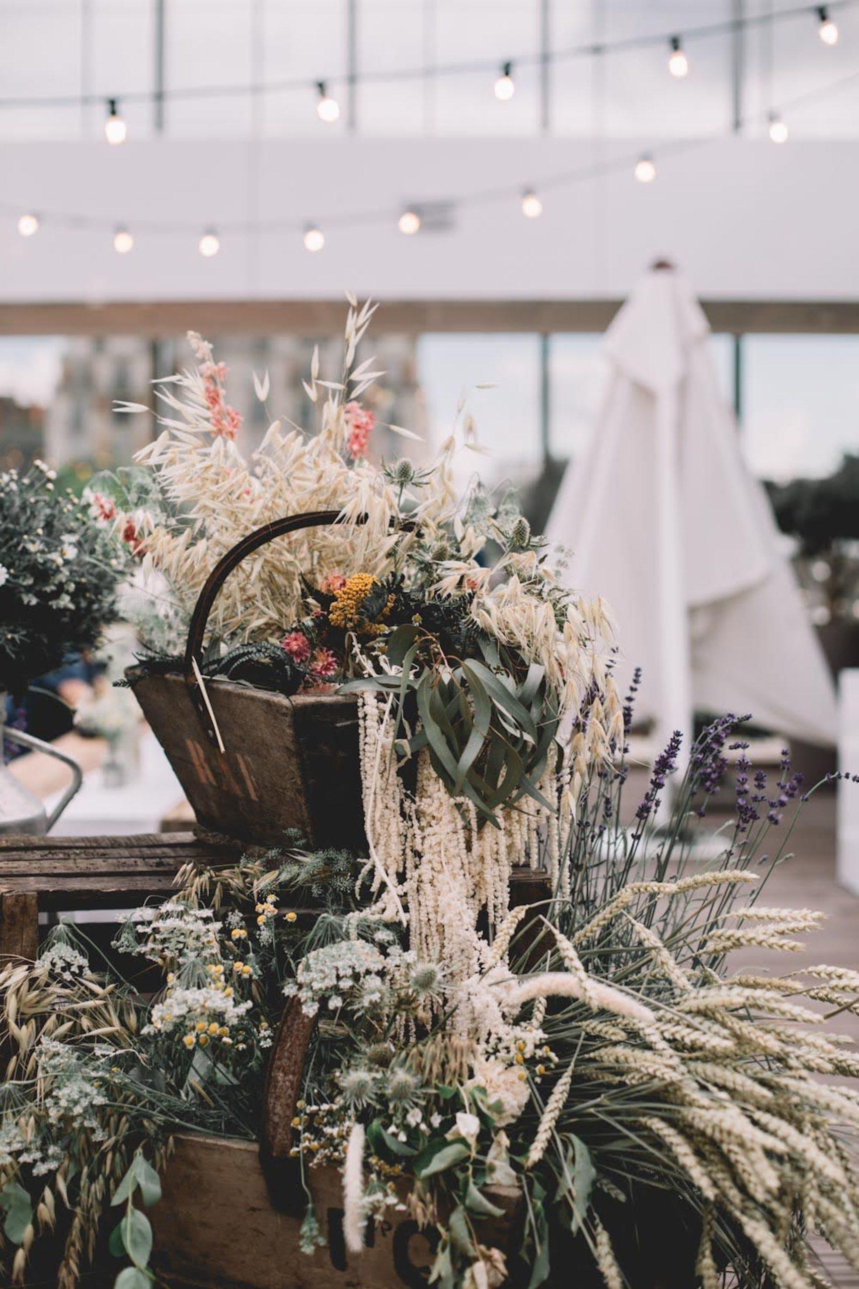 fleuriste décoration carré VIP Rolland Garros
