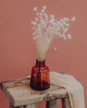 bouquet fleurs séchées décoration champêtre